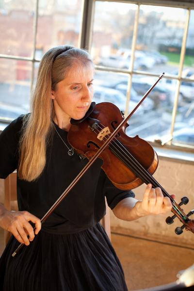 Clare Adkins Cason | Violin
